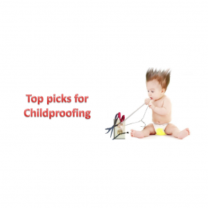 Top 8 childproofing essentials to ensure your little baby a more safe home
