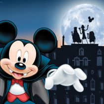 Mickey's Not So Scary Halloween Party from $72