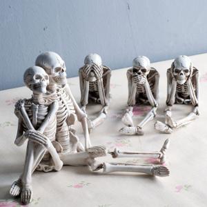Skeleton Shelf Sitters