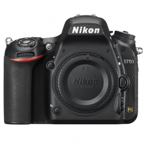 $911 off Nikon D750 FX-Format Digital SLR Body Only Camera - Refurbished @ Adorama Camera