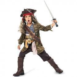 Captain Jack Sparrow Costume Collection for Kids