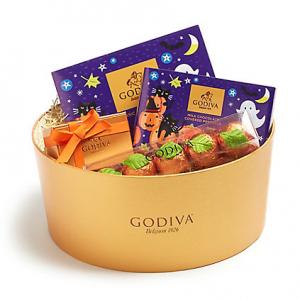 Halloween Treats Chocolate Gift Box