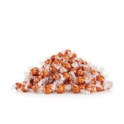 Pumpkin Spice LINDOR Truffles 800-pc Case