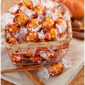 Lindit Halloween Savings Event Extended: 25% off LINDOR @ Lindt Chocolate