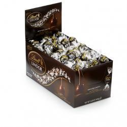 60% Extra Dark LINDOR Truffles 120-pc Box