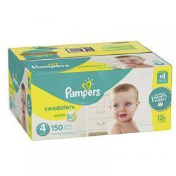 Pampers Swaddlers 尿不湿4号 150片