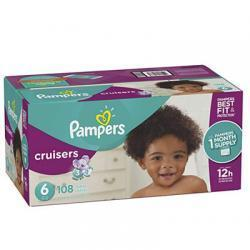 Pampers Cruisers 尿不湿6号 108片