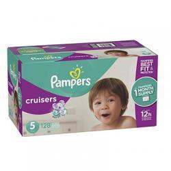 Pampers Cruisers 尿不湿5号 128片