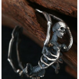 Full Skeleton Wrap Ring