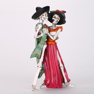 Dancing Skeleton Couple