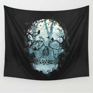 Skull Tapestry Collection