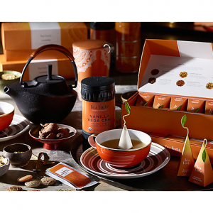 Up to 50% Off Tea Forté Online Credit @ Gilt City