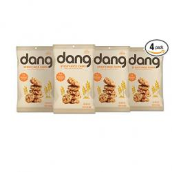 Dang Sticky Rice Chips, Original, 3.5 Ounce (pack of 4)