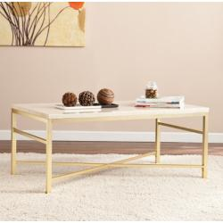 Lionel Brass Console Table