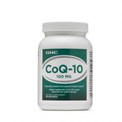 GNC COQ-10 100 MG 120 Softgels