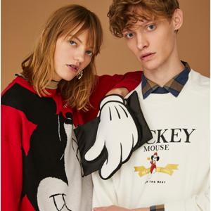MOUSSY × Disneyトップス、小物 男女着用OK!|SHEL'TTER WEB STORE