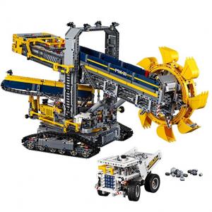 $85 off LEGO Technic Bucket Wheel Excavator 42055 Construction Toy @ Amazon