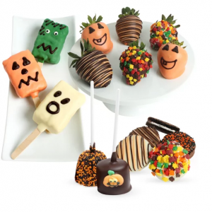 DYLAN'S CANDY BAR BELGIAN CHOCOLATE-COVERED HALLOWEEN INDULGENCE