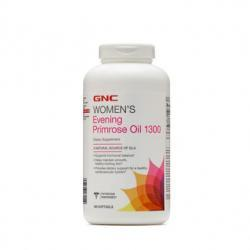 GNC WOMEN'S EVENING PRIMROSE OIL 1300MG