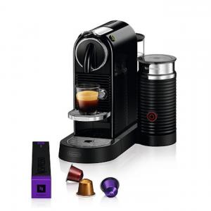 Nespresso Citz & Milk Bundle By De'Longhi