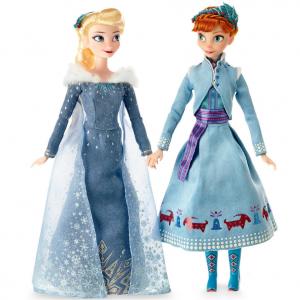 【Disney Store】$12 收迪士尼公主芭比