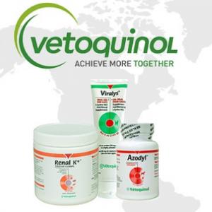 10% off Pet Vetoquinol Products @ Allivet