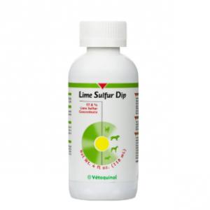 Lime Sulfur Dip, 4 oz