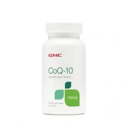 GNC COQ-10 100MG 75 Softgels