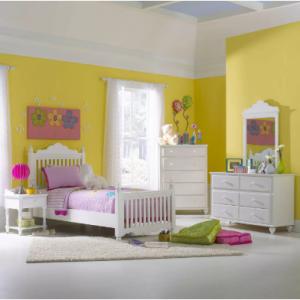 Lauren White Full 3-Piece Bedroom Set