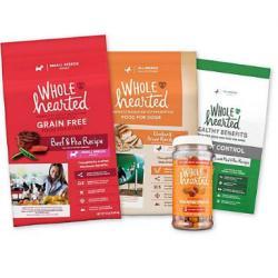 Petco WholeHearted Food Membership