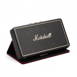 Marshall Stockwell Portable Bluetooth Speaker with Flip Cover@Amazon