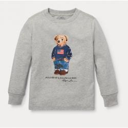 BOYS 2-7 Polo Bear Cotton T-Shirt