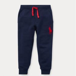 BOYS 2-7 Cotton-Blend-Fleece Pant