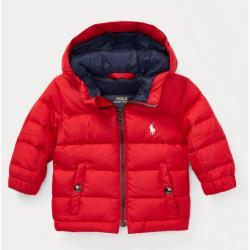 BABY BOY Quilted Ripstop Down Jacket