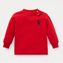 BABY BOY Cotton Long-Sleeve T-Shirt