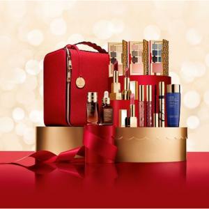 补货!Macys 梅西百货 Estée Lauder 雅诗兰黛圣诞大礼包换购,超值31件套