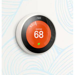 Nest Learning Thermostat (3rd Gen) $159 or w/ Google Mini Bundle @ Rakuten
