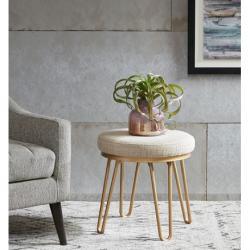 Beverly Round stool