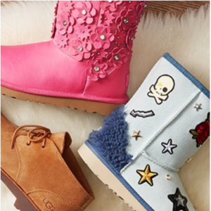 Up to 65% off UGG kids Boots @ Nordstrom Rack