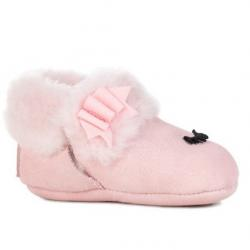 UGG Blinxie Genuine Sheepskin Lined Boot (Baby & Toddler)