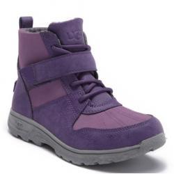 UGG Kaylen Leather Boot (Little Kid & Big Kid)