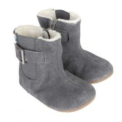 Robeez Grey Gwen Mini Shoez