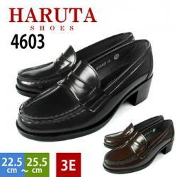 HARUTA 4603 / heel up / loafers / Ladies' and junior (boys and girls)