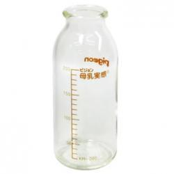 Pigeon disease maternity hospital for baby bottles KR-200 heat-resistant glass 200 ml