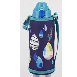 Tiger Corp. (TIGER) mug bottle blue 800 ml tiger water bottle