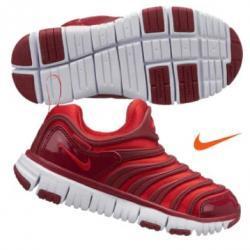 NIKE DYNAMO FREE PS【343738-627】Kids Shoes FA18 step sports