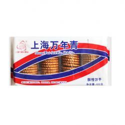 SANNIU Shang Hai Wan Nian Qing Onion Cracker Biscuit D'oignon 400g