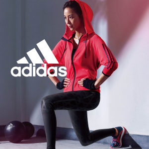 Adidas UK 英国官网折扣区精选女装、女鞋等 爆款热卖