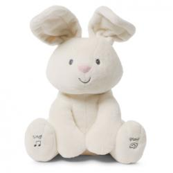 Gund Flora the Animated Bunny - Ages 0+