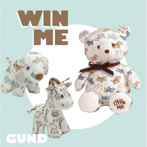 Up to extra 25% off GUND toys @ Bloomingdales